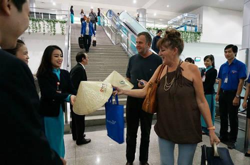 Việt Nam miễn visa cho khách Belarus từ năm 2015. Ảnh: Thesaigontimes.