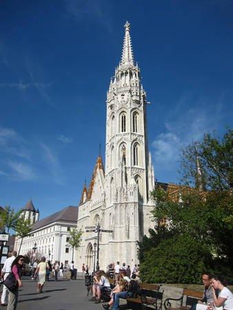 Nhà thờ Mathias - Budapest (Hungary).