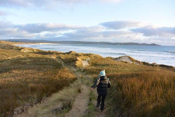 Mỗi vùng ở Chatham có những đặc trưng riêng, từ đồi cát, cột đá basalt, tới đồi núi hay địa hình hiểm trở. Đây là nơi sinh sống của nhiều loài chim đặc hữu. Ảnh: Andris Apse.