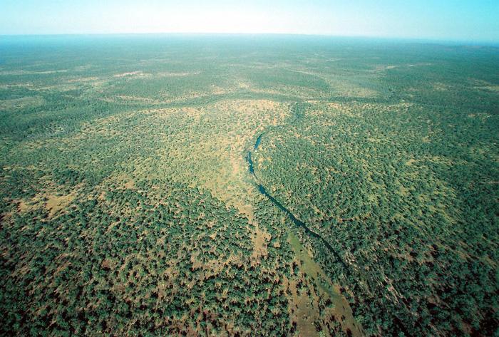 Công viên quốc gia Kakadu nhìn từ trên cao