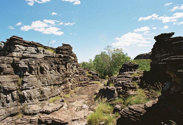 Vườn đá ở Darwin