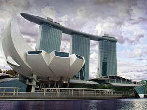 Marina Bay Sand, Singapore - VTQ Team