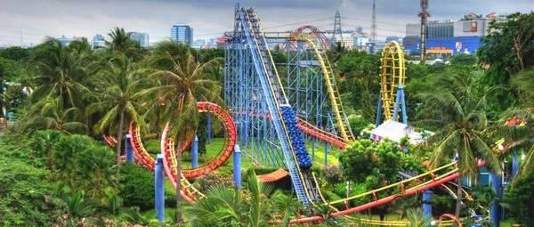 Ancol Dreamland được ví như là Disneyland của người Indonesia. Ảnh: novoteljakartamanggaduasquare.com